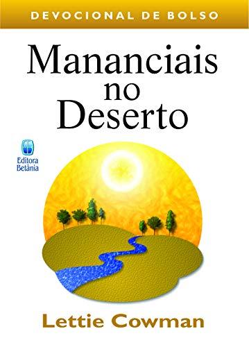 9788535801644: Mananciais do deserto bolso