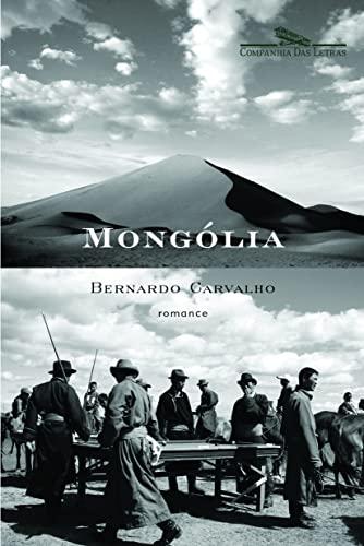 9788535904222: Mongolia: Romance (Portuguese Edition)