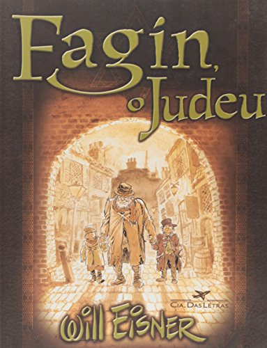 9788535906257: Fagin Judeu - Fagin The Jew (Em Portugues do Brasil)