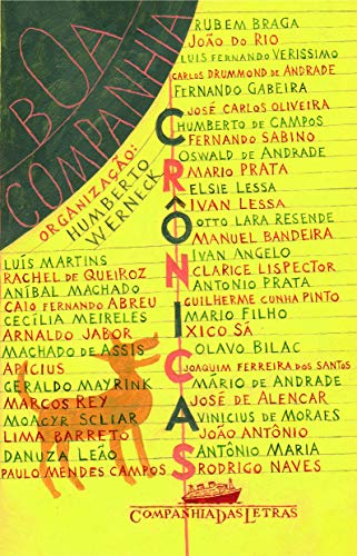 Boa Companhia: Crônicas: Humberto Werneck