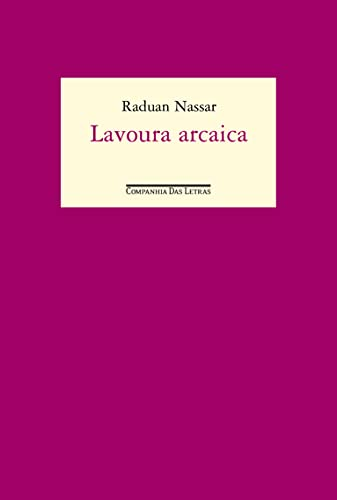 9788535907650: Lavoura Arcaica