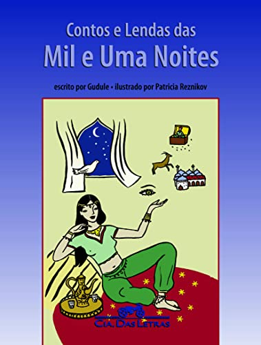9788535912197: Contos E Lendas Das Mil E Uma Noites