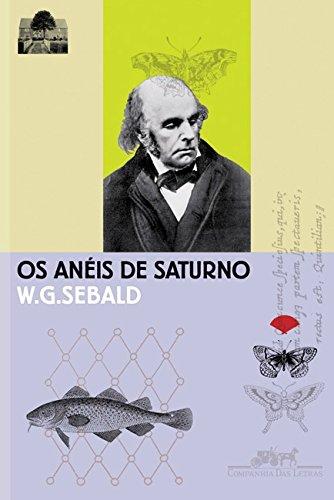 9788535917239: Aneis de Saturno: Uma Peregrinacao Inglesa (Em Portugues do Brasil)