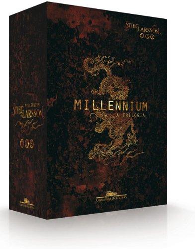 9788535920024: Caixa Trilogia Millennium (Em Portuguese do Brasil)