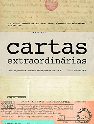 9788535925111: Cartas Extraordinarias (Em Portugues do Brasil)