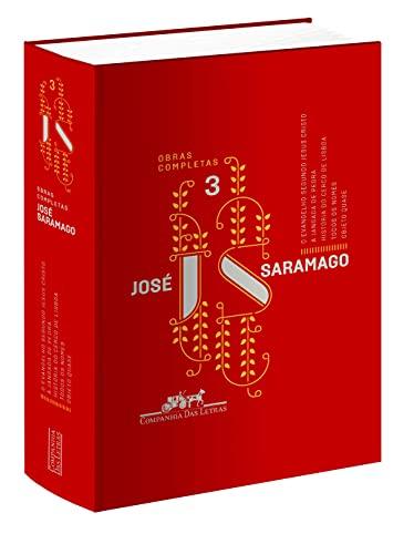9788535925746: Jose Saramago. Obras Completas - Volume 3 (Em Portuguese do Brasil)