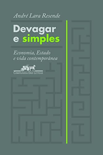 9788535926248: Devagar e Simples (Em Portuguese do Brasil)
