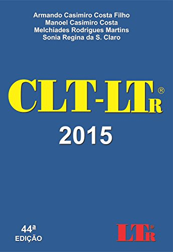 9788536132228: CLT-LTr 2015 (Em Portuguese do Brasil)