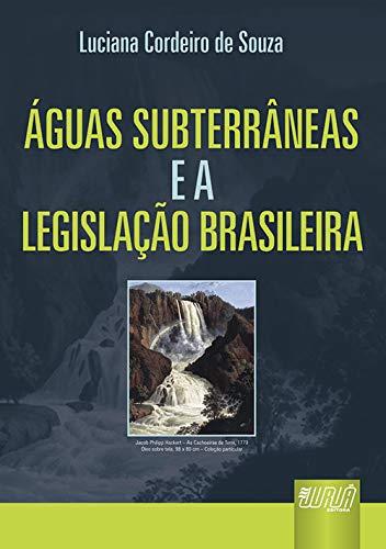 9788536227108: Águas Subterrâneas e a Legislação Brasileira (Em Portuguese do Brasil)