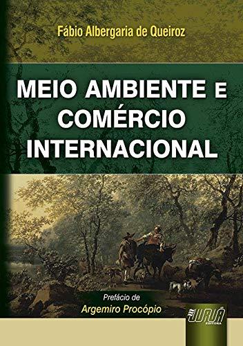 9788536239989: Meio Ambiente e Comercio Internacional