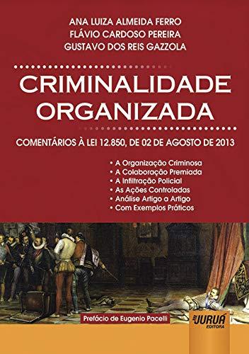 9788536246048: Criminalidade Organizada (Em Portuguese do Brasil)