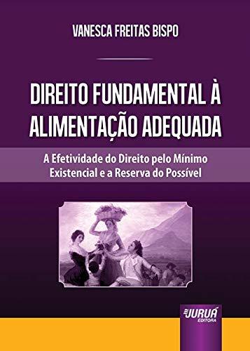 9788536247113: Direito Fundamental a Alimentacao Adequada: A Efetividade do Direito Pelo Minimo Existencial e a Reserva do Possivel