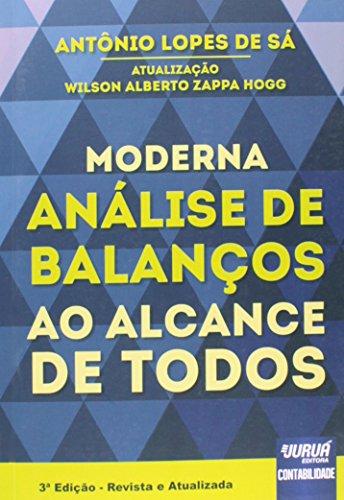 9788536247854: Moderna An‡lise de Balanos ao Alcance de Todos