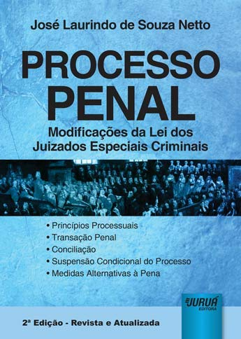 9788536250250: Processo Penal: Modificacoes da Lei dos Juizados Especiais Criminais