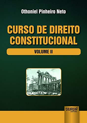 9788536258218: Curso de Direito Constitucional - Vol.2