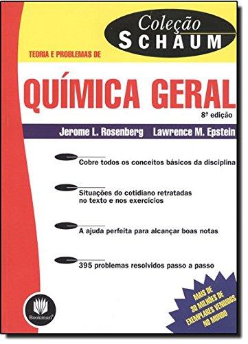 9788536301808: Química Geral - Coleção Schaum (Em Portuguese do Brasil)