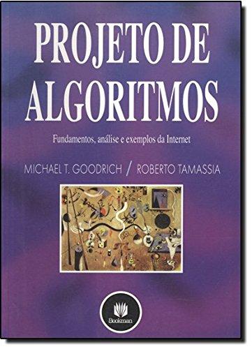 9788536303031: Projeto de Algoritmos. Fundamentos, Análise e Exemplos da Internet (Em Portuguese do Brasil)