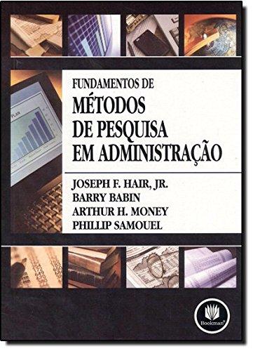 9788536304496: Fundamentos De Metodos De Pesquisa Em Administracao (Em Portuguese do Brasil)