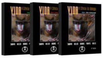 9788536319247: Vida. A Ciência da Biologia - 3 Volumes (Em Portuguese do Brasil)