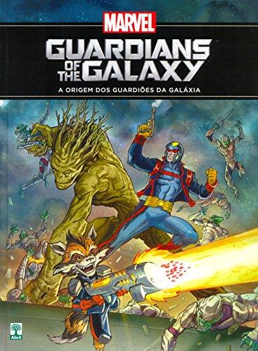 9788536417806: Guardians of the Galaxy. A Origem dos Guardiões das Galáxias (Em Portuguese do Brasil)