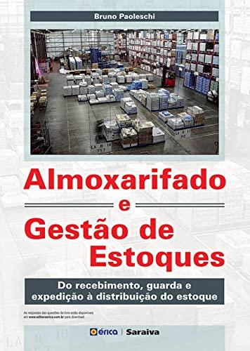 9788536502540: Almoxarifado e Gestão de Estoques (Em Portuguese do Brasil)
