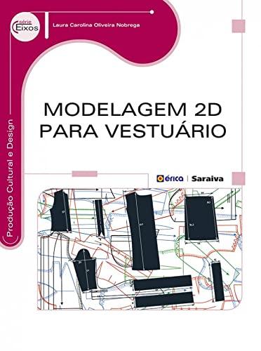 9788536509204: Modelagem 2d Para Vestuário (Em Portuguese do Brasil)