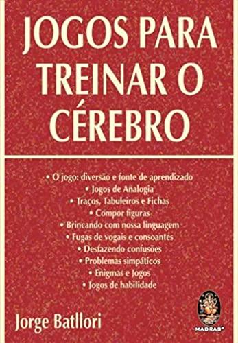 9788537002339: Jogos Para Treinar o Cérebro (Em Portuguese do Brasil)