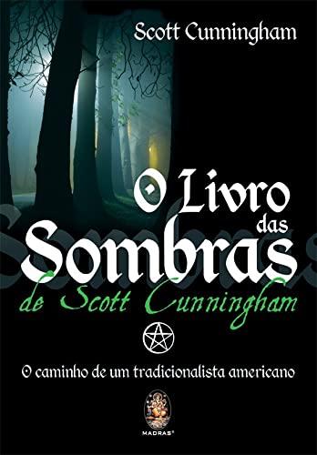 9788537006375: Livro das Sombras de Scott Cunningham (Em Portuguese do Brasil)