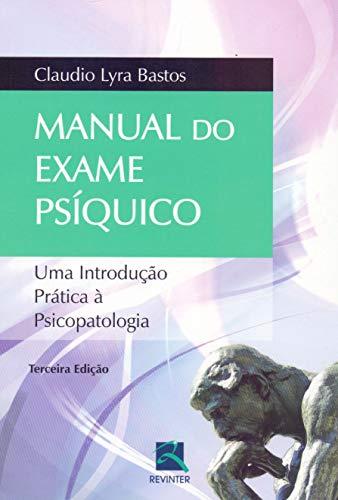 9788537203729: Manual Do Exame Psiquico