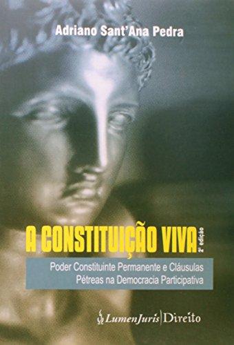 9788537521496: Constitui‹o Viva, A