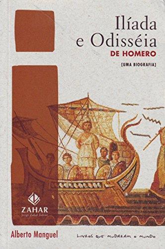 9788537800782: Iliada e Odisseia de Homero: Uma Biografia - Homer (Em Portugues do Brasil)