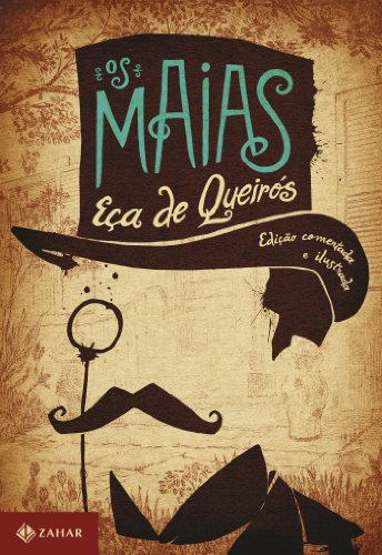9788537811962: Os Maias - Ed. Comentada e Ilustrada (Em Portugues do Brasil)