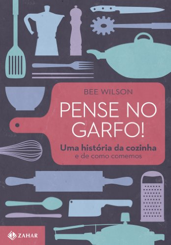 9788537812068: Pense No Garfo (Em Portugues do Brasil)