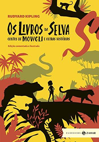 9788537815199: Os Livros da Selva. Contos de Mowgli e Outras Histórias (Em Portuguese do Brasil)