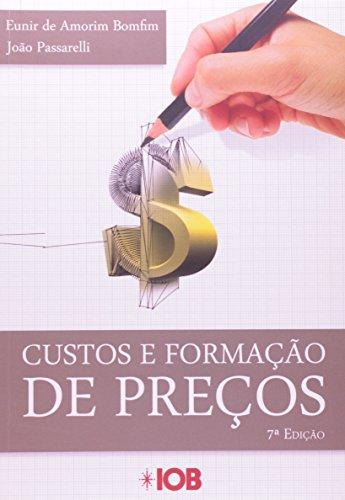 9788537912331: Custos e Formacao de Precos