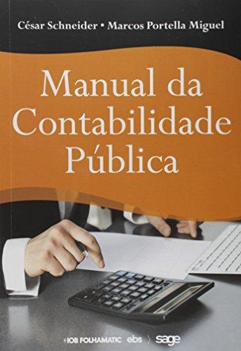 9788537919538: Manual da Contabilidade Publica