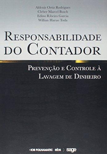 9788537920305: Responsabilidade do Contador Preven‹o no Controle de Lavagem de Dinheiro