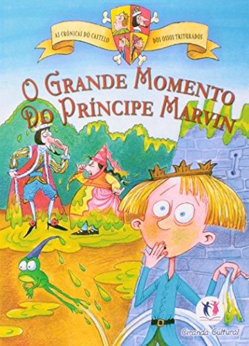 9788538008774: Cronicas do Castelo-Grd Momento Principe Marvin