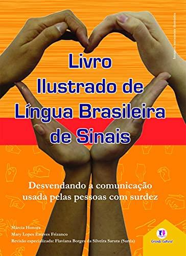 9788538014218: Livro Ilustrado De Lingua Brasileira De Sinais - Laranja