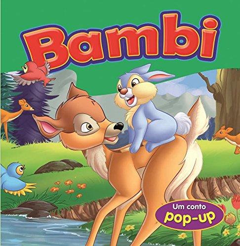 9788538047278: Bambi - Coleção Um Conto Pop-up (Em Portuguese do Brasil)
