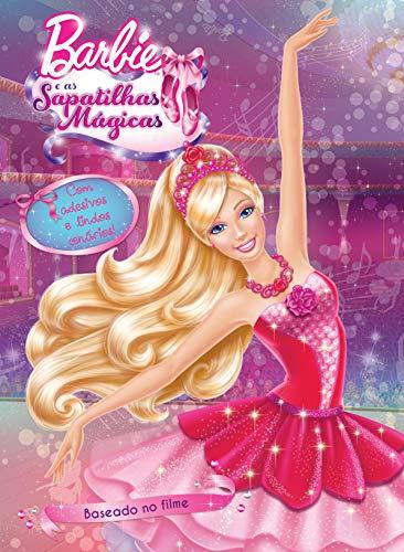 9788538056201: Barbie e as Sapatilhas M�gicas - Cole��o Adesivos Filmes da Barbie (Em Portuguese do Brasil)