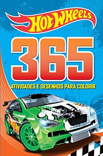 9788538067603: Hot Wheels: 365 Atividades e Desenhos Para Colorir