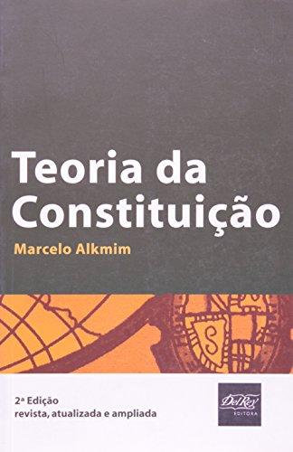 9788538400363: Teoria da Constituicao
