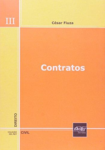 9788538400547: Contratos - Vol.3