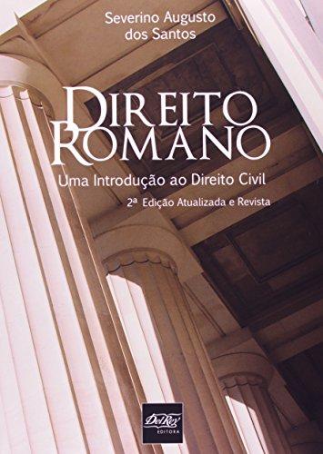 9788538403173: Direito Romano: Uma Introducao ao Direito Civil
