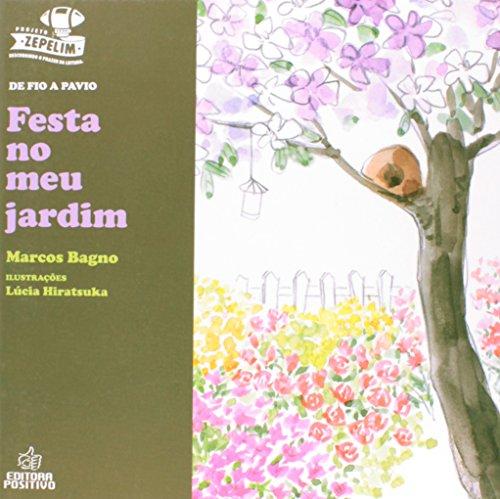 9788538534662: De Fio a Pavio: Festa No Meu Jardim