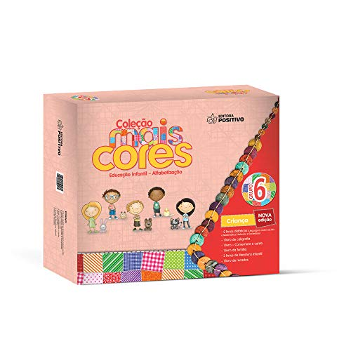 9788538579328: Grupo 6. Educação Infantil - Coleção Mais Cores