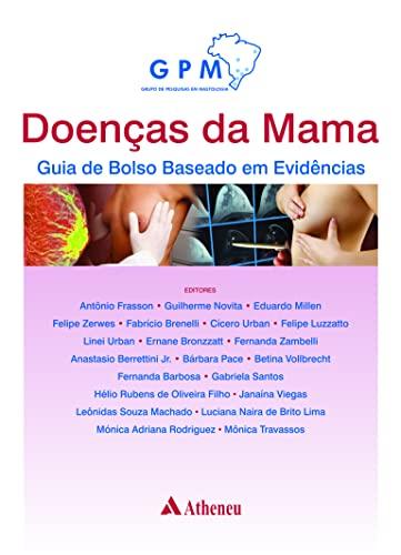 9788538804116: Doenças da Mama. Guia de Bolso Baseado em Evidências (Em Portuguese do Brasil)