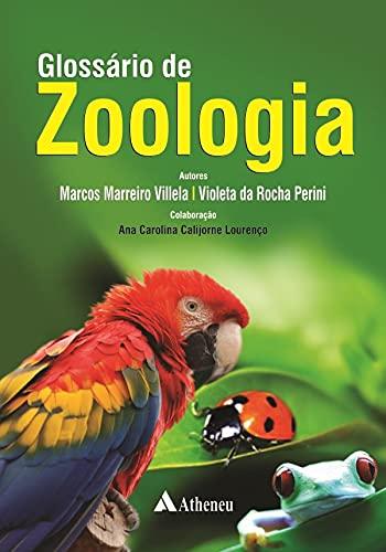 9788538804796: Glossario de Zoologia