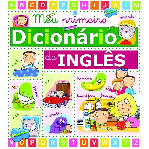 9788538901938: Meu Primeiro Dicionário de Inglês (Em Portuguese do Brasil)